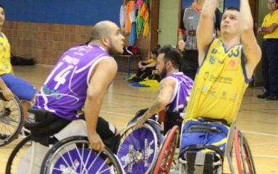 El BSR ACE Gran Canaria sabe sufrir para imponerse al Fundación Grupo Norte Valladolid (81-69)